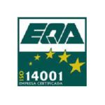 EQA Iso 14001 certification Actys Packaging