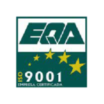 Certification EQA Iso 9001 Actys Packaging