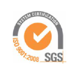 SGS Iso 9001 certification Actys Packaging