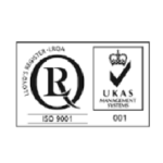 UKAS ISO 9001 certification Actys Packaging