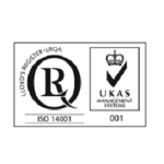 UKAS Iso 14001 certification Actys Packaging